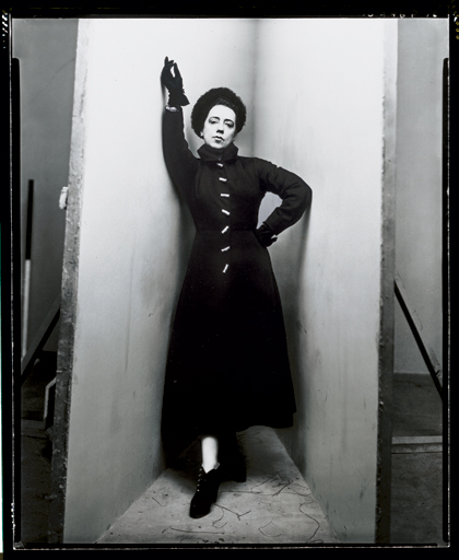 Photograph by Irving Penn. Published in Vogue, October 2003