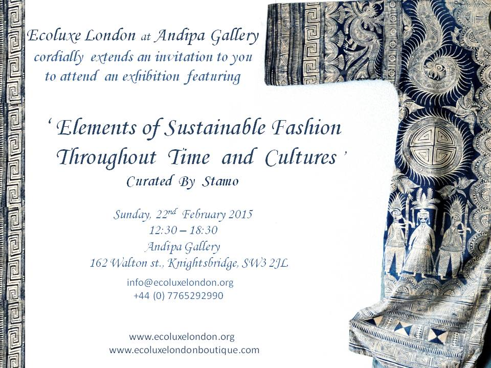 EcoluxeLondon22Feb2015 Invite